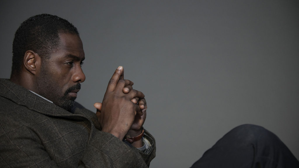 Luther promotional image