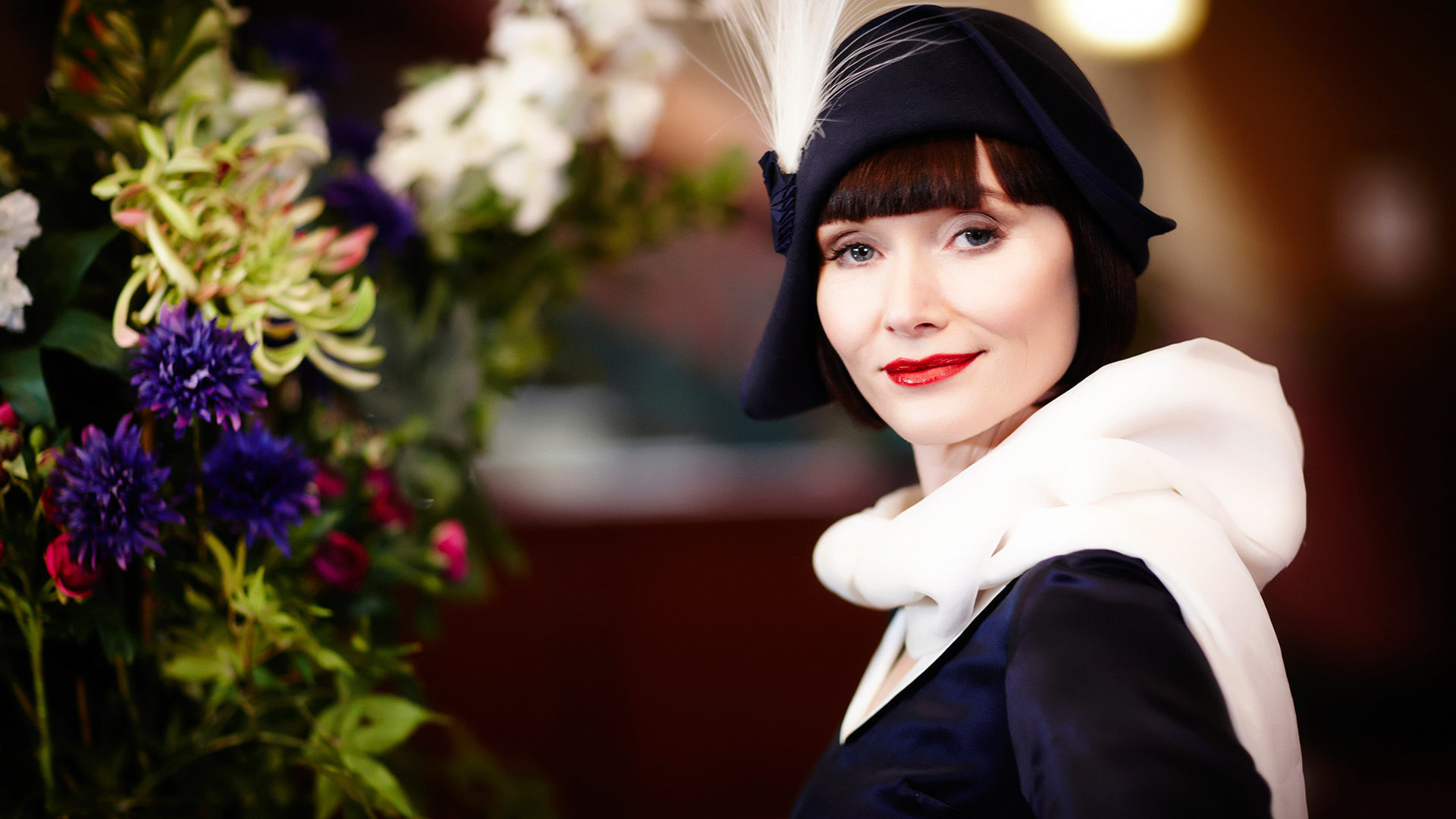 Miss Fishers Murder Mysteries promo photo