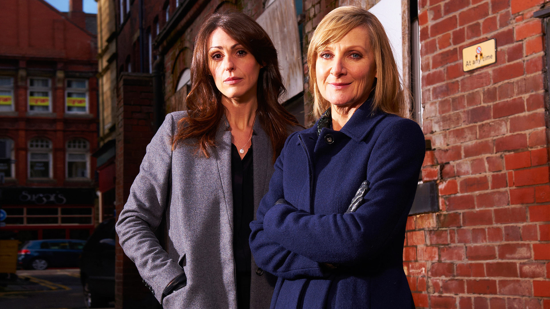 Photo of Detectives Scott and Bailey