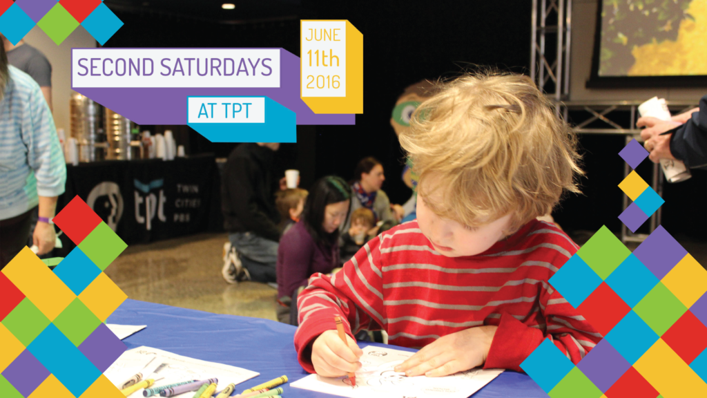 Second Saturdays at TPT - June