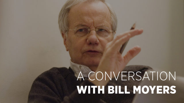 Bill Moyers Event Web Image