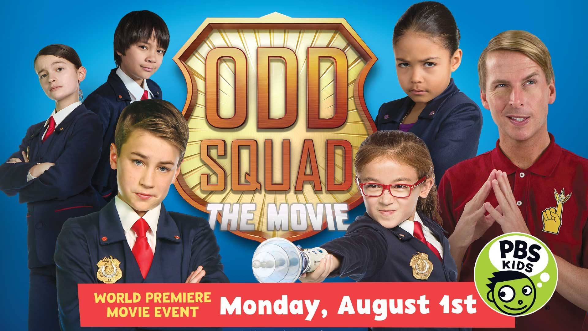 Odd Squad Movie