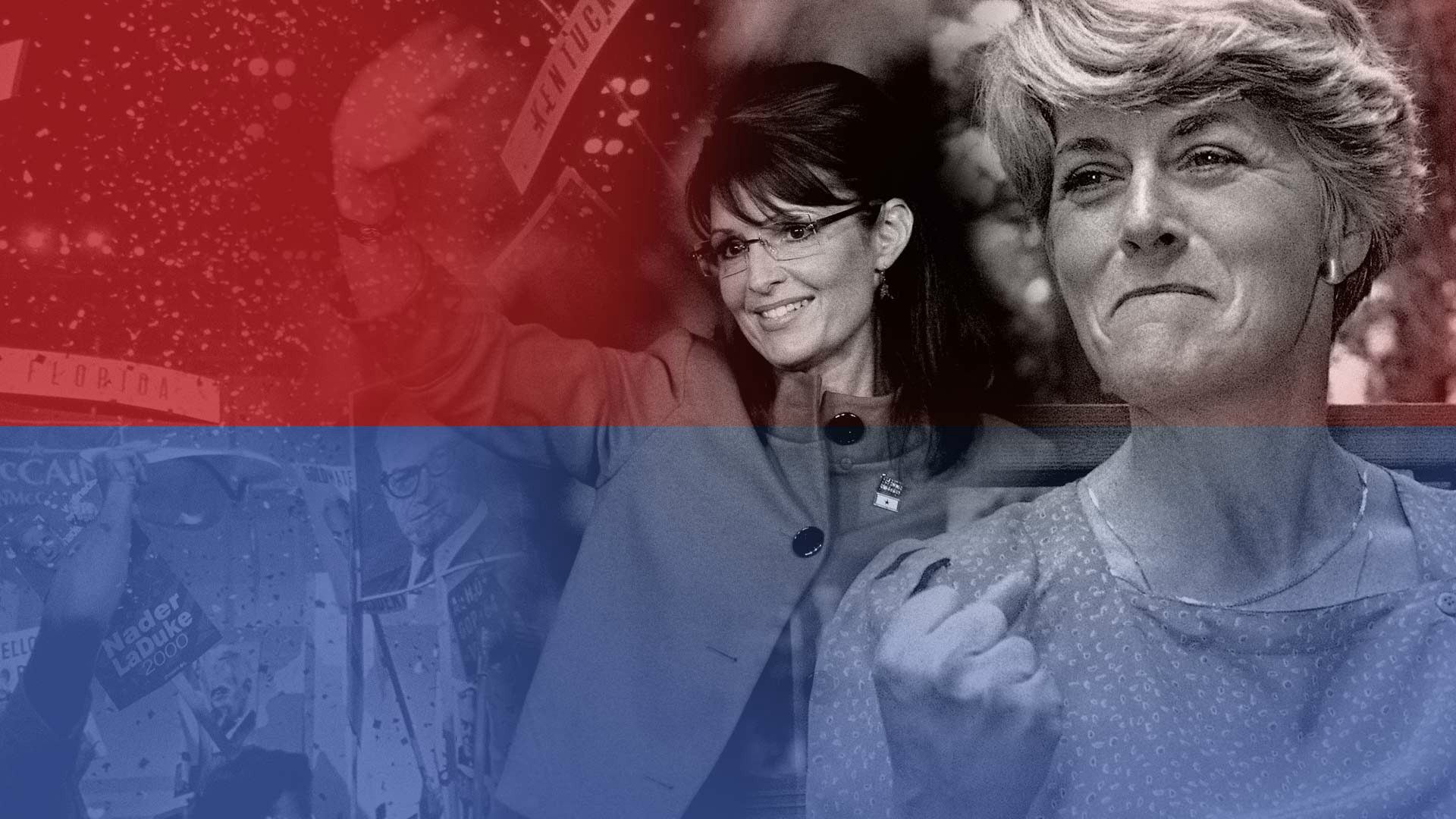 Contenders - 16 for '16: Ferraro/Palin - The Trailblazers