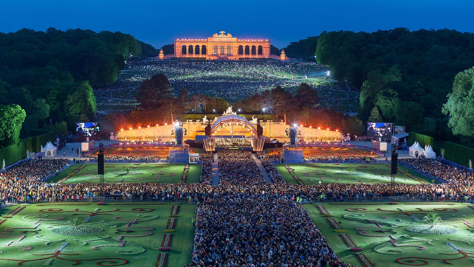 Great Performances: Vienna Philharmonic Summer Night Concert