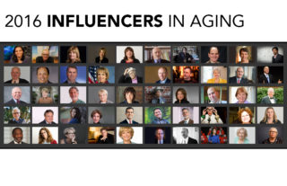 InfluencersInAging