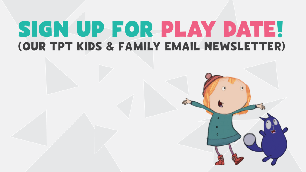 Sign up for the Play Date!