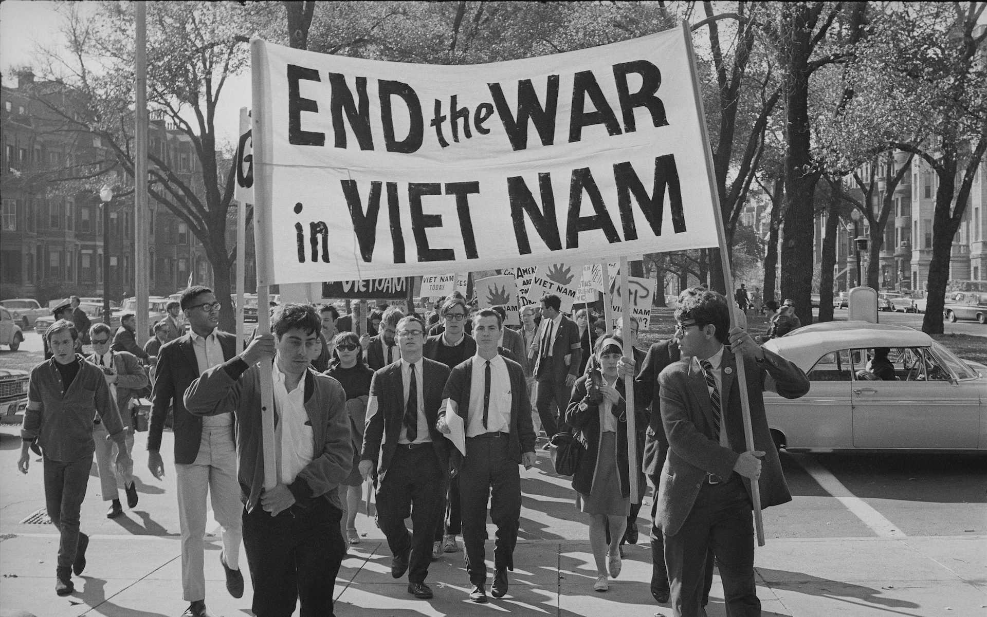 The Vietnam War: Resolve