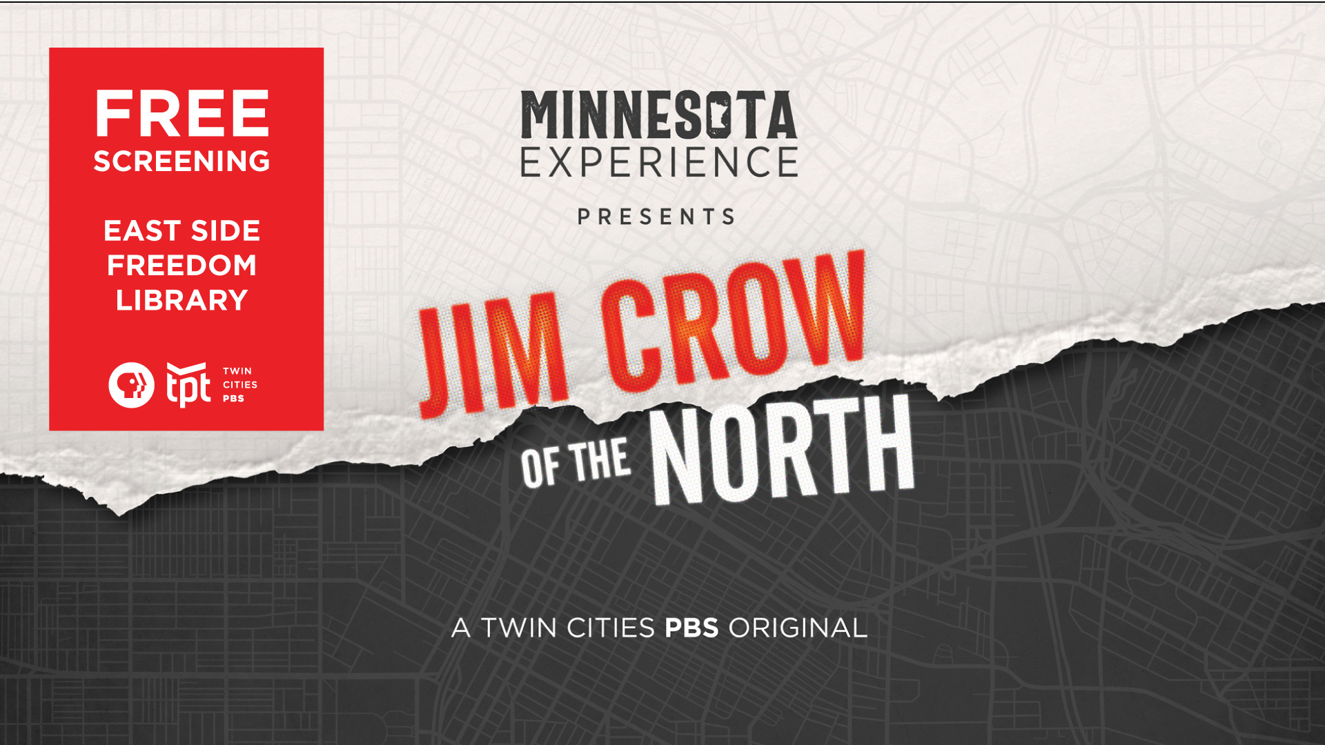 Minnesota Experience Presents: Jim Crow of the North at the East Side Freedom Library